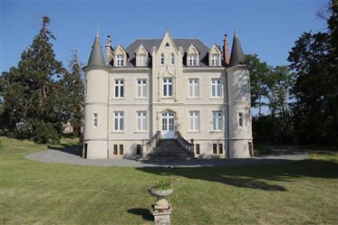 Dvorac iz 19. St. U allieru