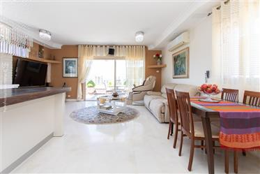 Beautiful 4Br, 2Bt new penthouse, 145Sqm+ 140Sqm terrace