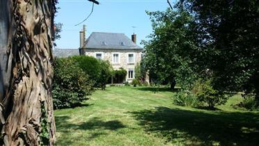 Classic Property in Pays de La Loire, Mayenne.