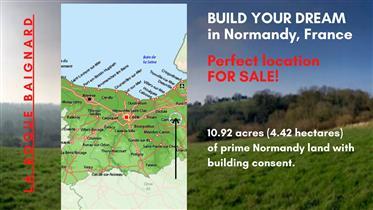 Terreno con permesso di costruzione