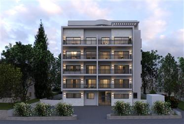 Nouveau 4Br, appartement 2Bt, 112Sqm, emplacement de choix