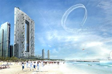 The Best view Beachfront Apartments in Jbr