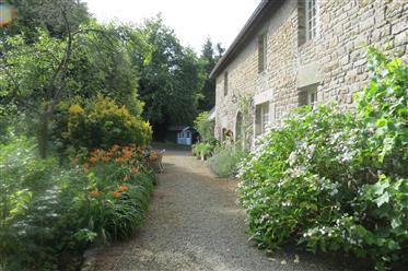 Mooi romantisch huis in Normandie