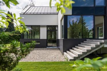 Casa luxuosa e moderna em Cracóvia