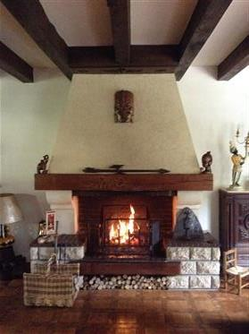 Property in a superb setting, 25km from Sancerre.