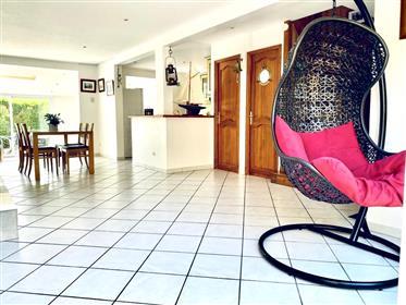 Casa de 6 quartos de 4 quartos 145 m²