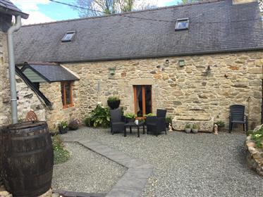 Renovated Stone Barn and Gite