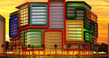 Great Offer ! Studio Apartment In Dubai Price € 96,967/-