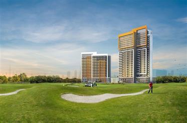 Luxury Golf Facing Apartment Price € 74,420/-