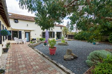 Renovated 4-Bedroom Farmhouse Set In 1.2 Hectares With Fabulous Views
