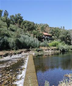Beautiful House near the river Alva