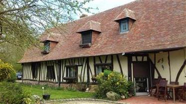 Casa affascinante in Normandia