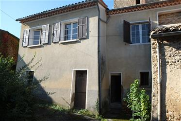 Provencal Village House