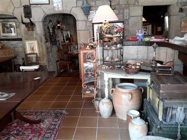 House with Brocante business