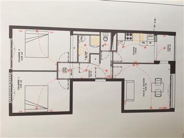 Vente appartement 3 pièces 60 m² Châtillon