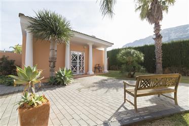Villa de luxe à Denia. Pas de commission à l'acheteur !