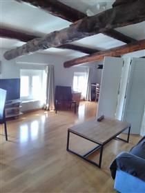 Zariadený apartmán v historickom centre mesta Nyons