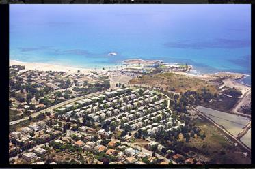 """Luxury """"Blue"""" Project in Neve YAM-Atlit-On the Beach"""