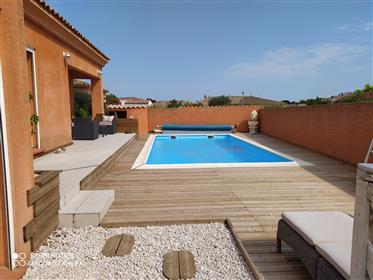 Belle maison avec piscine en Occitanie Sud de France