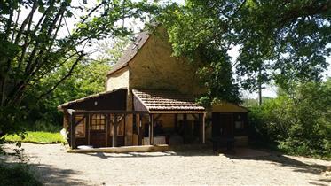 Vakantiehuis in natuursteen