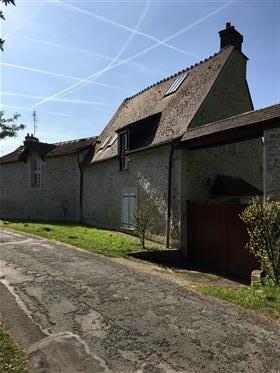 Maison-Ferme  Briarde  XVIIè siècle