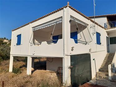 Maison avec jardin et terrasse à Thyni Argolide Grèce