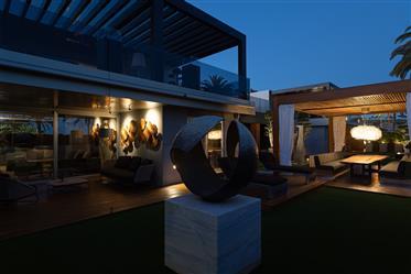 Chalet situado en el más exclusivo complejo residencial privado de la isla de Gran Canaria, Pasito B