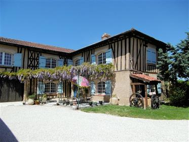 House for in Gers France