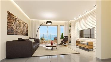 """דירת גג חדשה, 120 מ""""ר + מרפסת גג הפונה לנוף מדהים"""