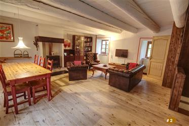 Beautiful old farmhouse located secluded in the heart of the scenic Auvergne.