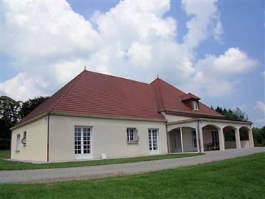 Grande villa italienne conçue