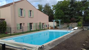Maison avec piscine Mareuil sur Lay