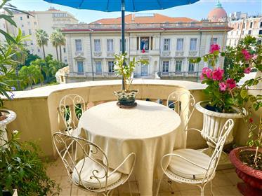 Διαμέρισμα 3 υπνοδωματίων στο Belle-Epoque Palais κοντά στο Hotel Negresco