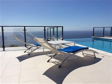 Stunning Dream Villa with Sea Views