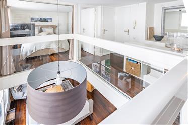 Exkluzívne Marais - Duplex 3 spálne / 4 izby
