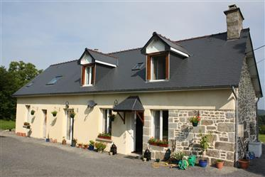 Pretty Country Cottage With Stunning Views In Beautiful Normandy