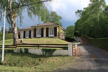 Padiglione 3 letto casa residenziale con sous sol