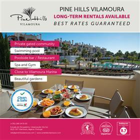 Pine Hills Vilamoura - Nu biedt op lange termijn verhuur opties