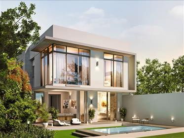 4 bedrooms villa + maid + driver room