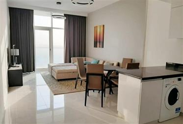 Fully furnished two bedrooms in Jvc