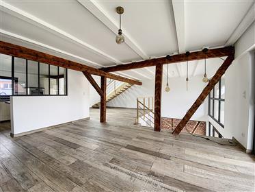 Loft 136m2 ancienne grange