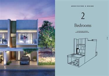 Luxury lifestyle two bedroom towhouse