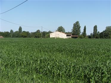 Large country home approx. 1 hour from Toulouse with 12ha of land