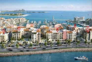 Sea view apartment near to Burj Al Arab