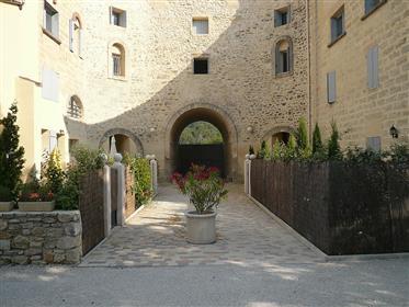 Prachtig appartement in Uzès