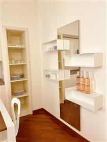 Apartamento de dois quartos de 50 m² no centro de Menton