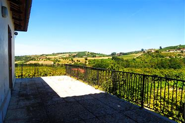 Typical Piedmontese country house at the gates of Langhe – 7...