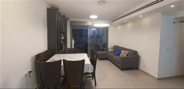 New 5-rooms apartment, 117Sqm, in Kiryat Gat