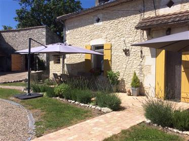Fully Restored Character Stone House and separate gite