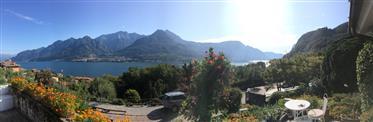 Architect design Villa on the lake of Como